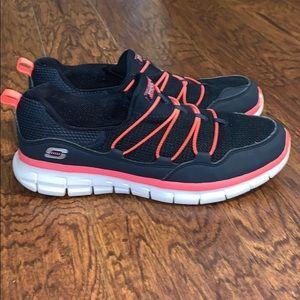 Women's Skechers Sport Slip On Shoes Sz 10